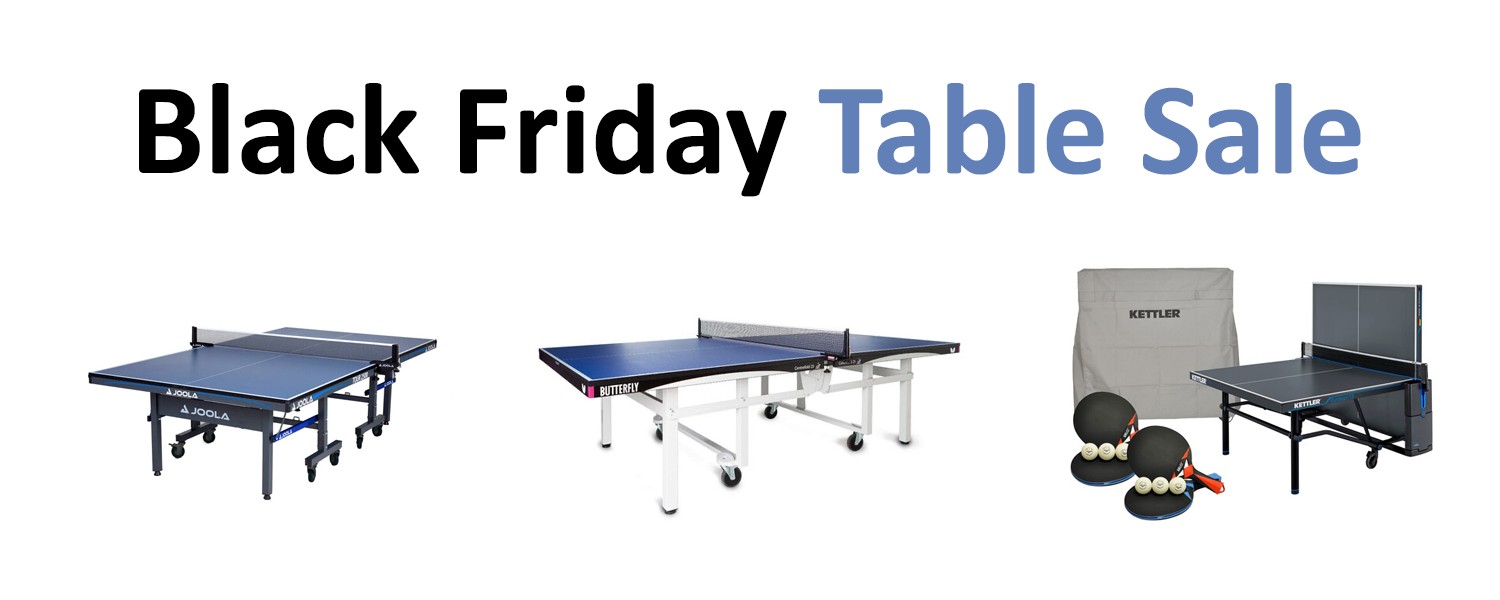 Black Friday Table Sale