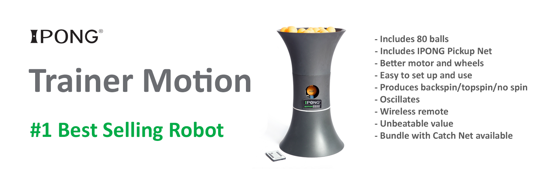 IPONG robots