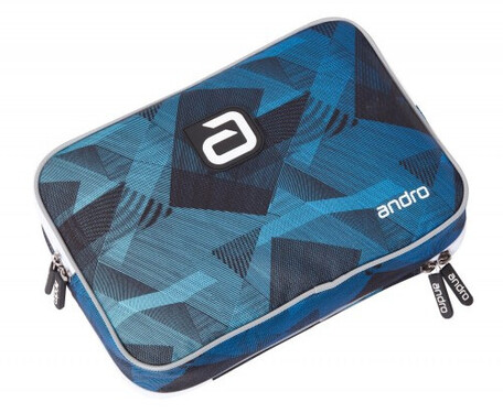Andro Fraser Double Case - Blue
