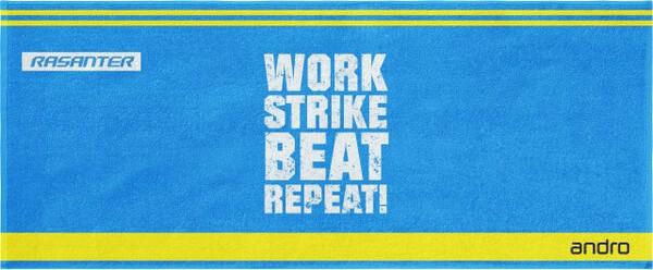 Andro Work Strike Beat Repeat Towel