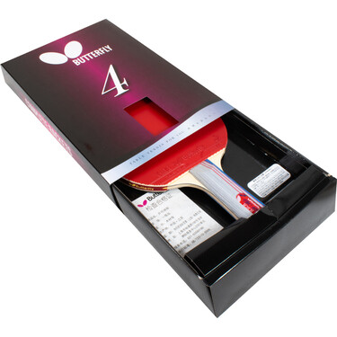 Butterfly Bty 401 FL Racket Set