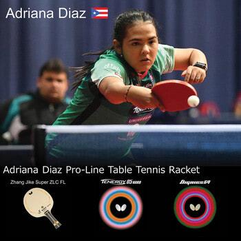 Butterfly Adriana Diaz Proline