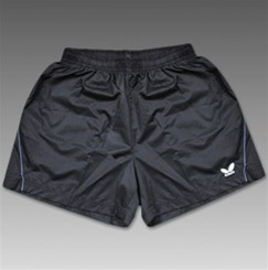 Butterfly Chi Shorts - Black