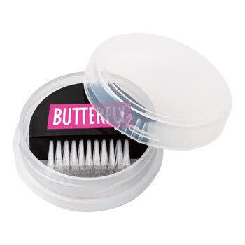 Butterfly Clean Brush