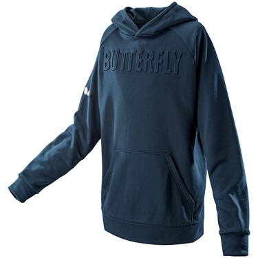Butterfly EB Hoodie - Navy