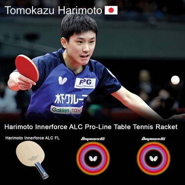 Butterfly Tomokazu Harimoto Proline