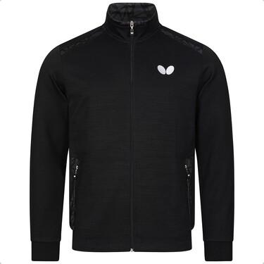 Butterfly Higo Tracksuit Jacket - Black