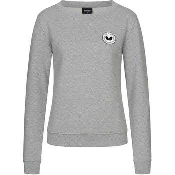Butterfly Kihon Lady Sweatshirt - Grey