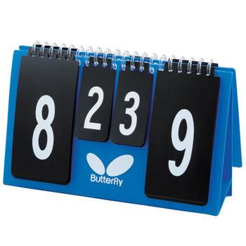 Butterfly Mini Scoreboard III