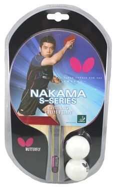 Butterfly Nakama S-10 Racket