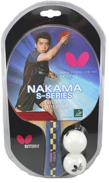 Butterfly Nakama S-4 w/2 Balls