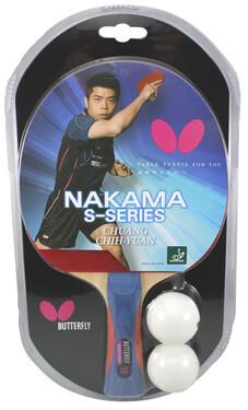 Butterfly Nakama S-8 Racket