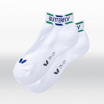Butterfly Neorally Socks - Navy