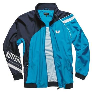 Butterfly Taori Tracksuit Jacket - Blue