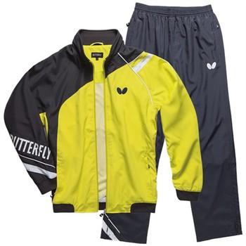Butterfly Taori Tracksuit - Lime
