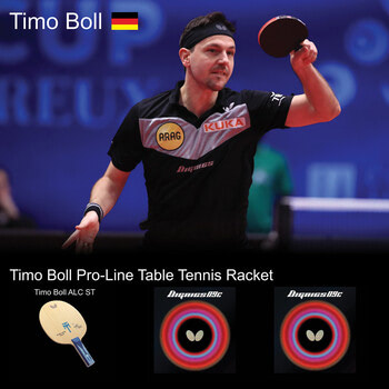 Butterfly Timo Boll Proline w/Dignics 09C