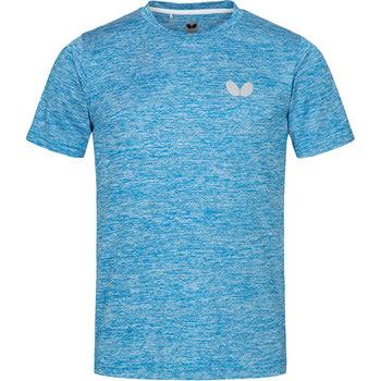 Butterfly Toka T-Shirt - Azure