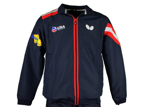 Butterfly USA Team 2019 - Tracksuit - Jacket