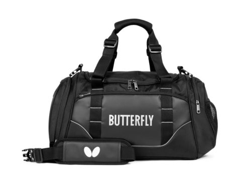 Butterfly Yasyo Midi Bag Silver