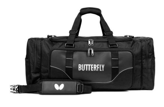 Butterfly Yasyo Sport Bag Silver