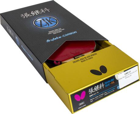 Butterfly Zhang Jike ALC Proline w/Tenergy 80