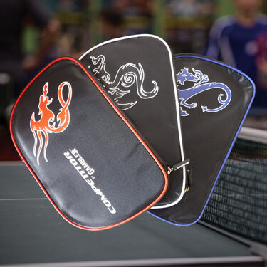 Gambler Double Padded Dragon Cover
