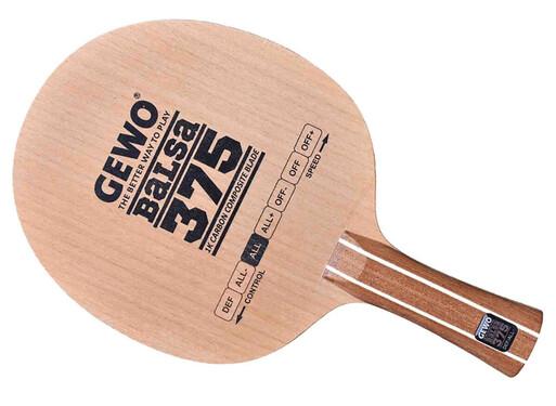 GEWO Balsa Carbon 375