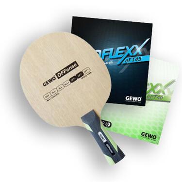 GEWO Power Offense w/Neoflexx eFT 45 and 40