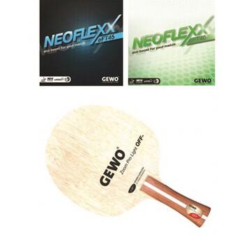 GEWO Zoom Pro Light w/Neoflexx Rubber