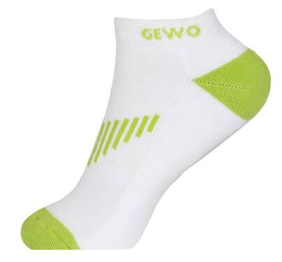 GEWO Step Flex Short Socks - Green