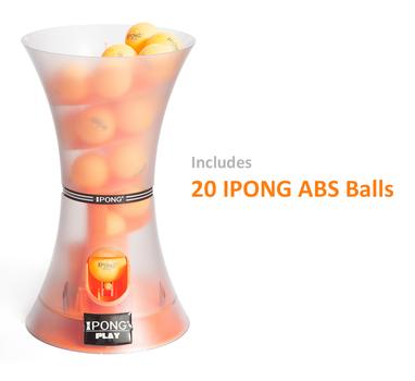 IPONG Play w/20 balls