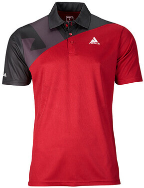 JOOLA Ace Shirt - Red/Black