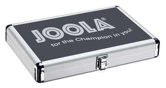 JOOLA Aluminum Hard Case - Black