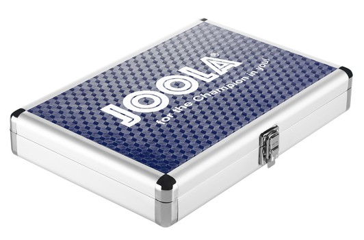 JOOLA Aluminum Hard Case - Blue