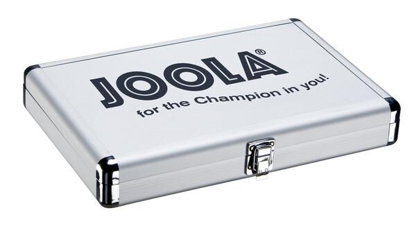 JOOLA Aluminum Hard Case - Silver
