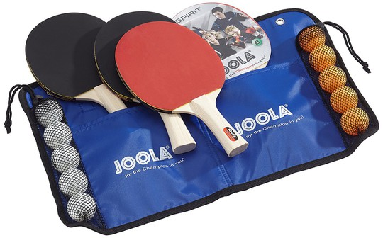 JOOLA Family Racket Set