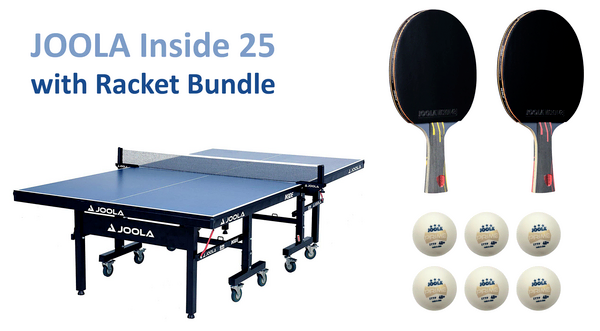JOOLA Inside 25 w/Racket Bundle