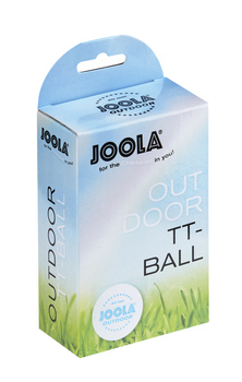 JOOLA Outdoor Ball - Pack of 6