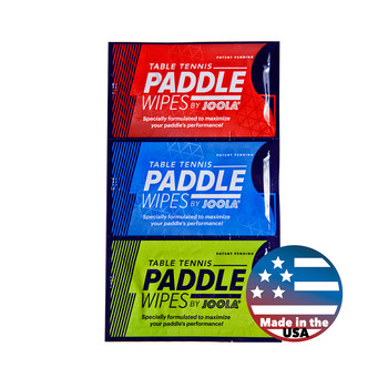 JOOLA Paddle Wipes - Pack of 18
