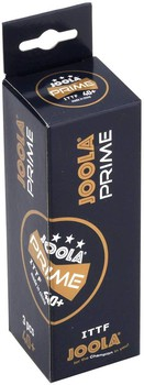 JOOLA Prime 3-Star ABS Balls - Pack of 3