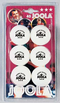 JOOLA Rossi 3-star - Pack of 6