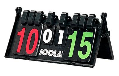 JOOLA Scorer Result Compact