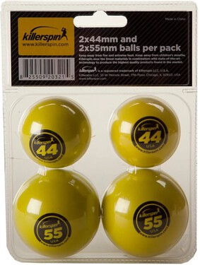 Killerspin 44/55 mm Balls