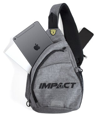 Killerspin Impact Crossbody Backpack