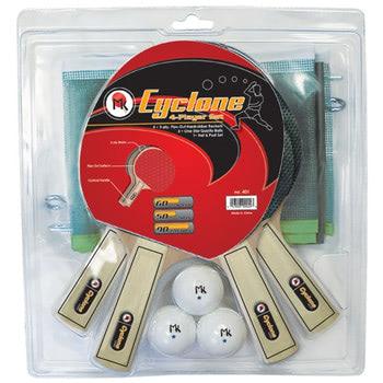 MK Cyclone Racket - Set of 4