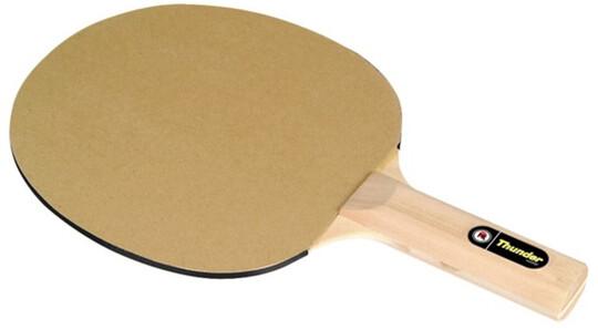 MK Thunder Sandpaper Racket - Set of 100