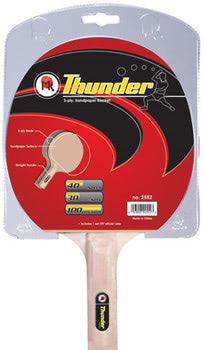 MK Thunder Sandpaper Racket
