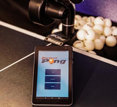 Power Pong Omega w/Tablet