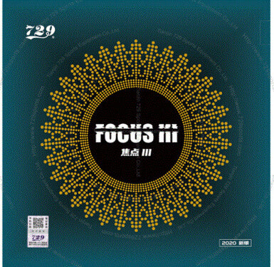 RITC 729 Focus III