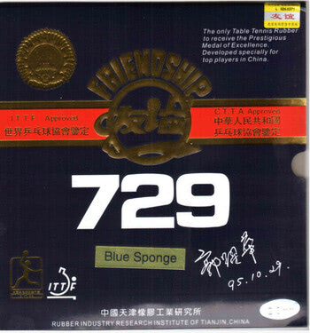 RITC Friendship 729 FX (Blue Sponge)